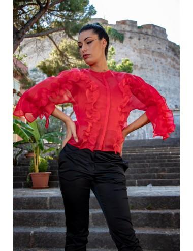Kimono Shirt Organza